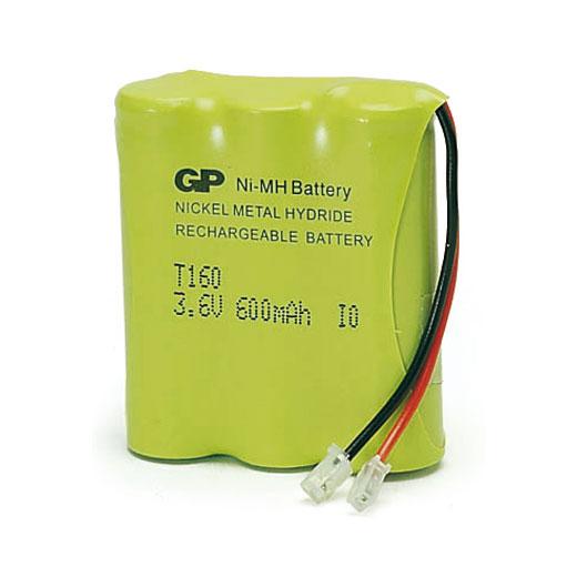 Аккумулятор для телефона GP T160-BC1 (фото, вид 1)