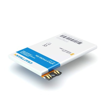 Аккумулятор для смартфона APPLE iPHONE 3Gs (фото, вид 1)