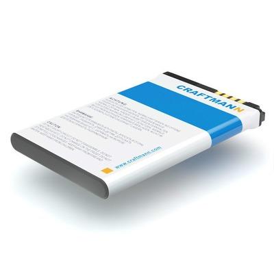 Аккумулятор для телефона LG G1600 (фото, вид 1)