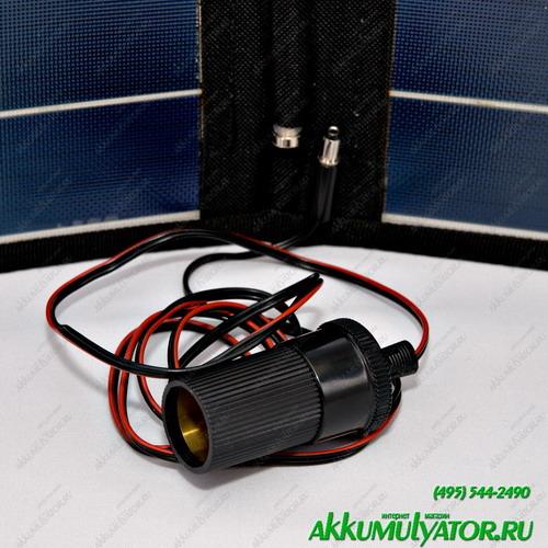 Зарядное устройство SC15ST Автономное солнечное зарядное устройство (фото, вид 2)