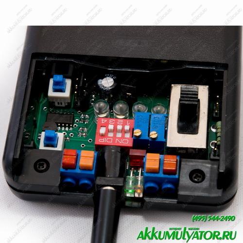 Зарядное устройство SC8МРВ Универсальное автономное солнечное зарядное устройство (фото, вид 5)
