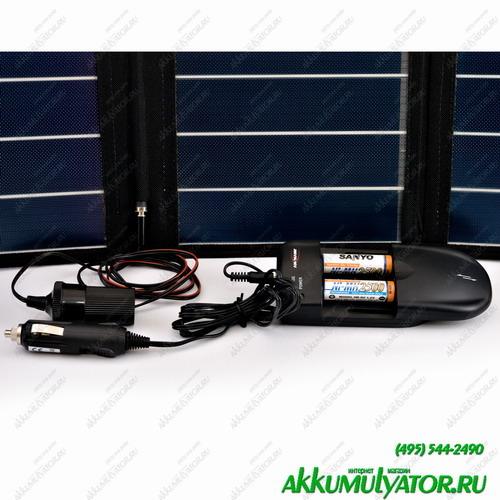 Зарядное устройство Комплект-зарядное устройство SC11Vario (фото, вид 1)