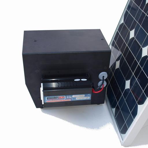 Солнечная энергосистема УРАЛ (фото, вид 2)