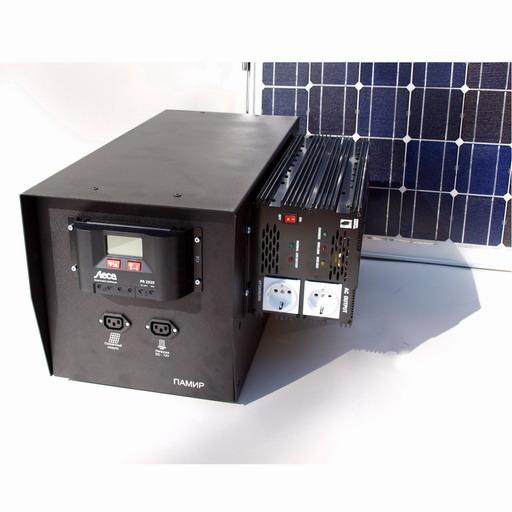 Солнечная энергосистема ПАМИР (фото, вид 1)
