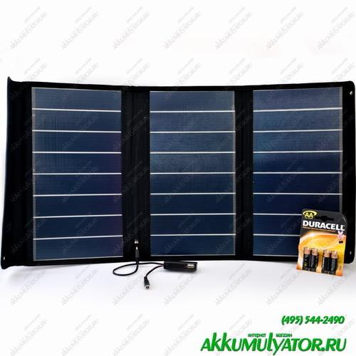 Зарядное устройство SC11ST Универсальное автономное солнечное зарядное устройство (фото)