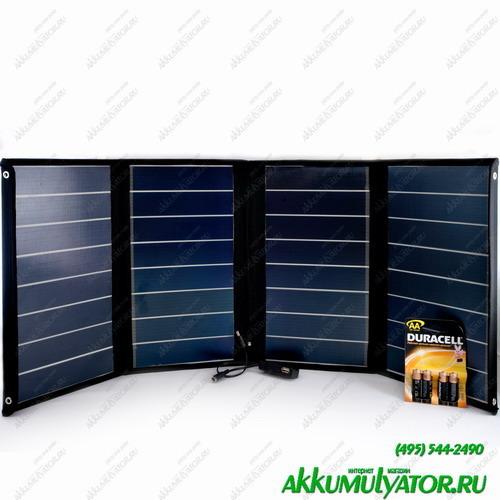 Зарядное устройство SC15ST Автономное солнечное зарядное устройство (фото)