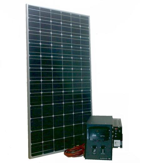 Солнечная энергосистема КАВКАЗ (фото)