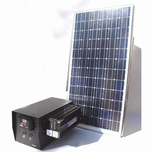 Солнечная энергосистема ПАМИР (фото)