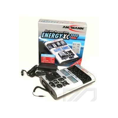 Зарядное устройство ANSMANN ENERGY XC3000 5207452 (фото)