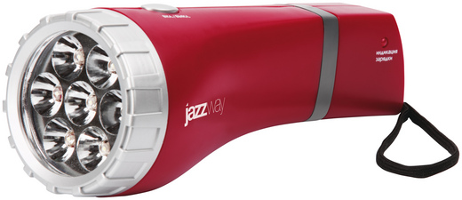 Фонарь JAZZway Accu1-L7 (фото)