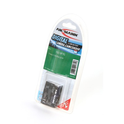 Аккумулятор для фото и видеокамер ANSMANN A-Fuj NP 95 BL1 1400-0022