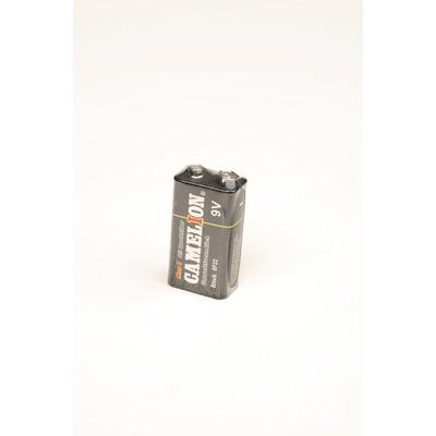 Батарейка бытовая стандартных типоразмеров Camelion 6F22-SP1K 6F22 SR1, в упак 12 шт