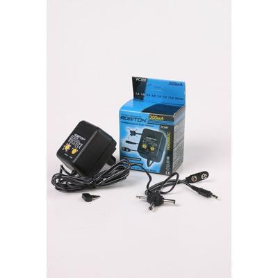 Адаптер/блок питания Robiton PC300 300мА BL1NS-0.3-12/1.5/1.5 (фото)