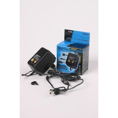 Адаптер/блок питания Robiton PC500 500мА BL1 NS-0.5-12/1.5/1.5 (фото)