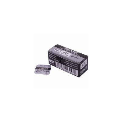 Батарейка серебряно-цинковая часовая MAXELL SR716SW 315 S716L