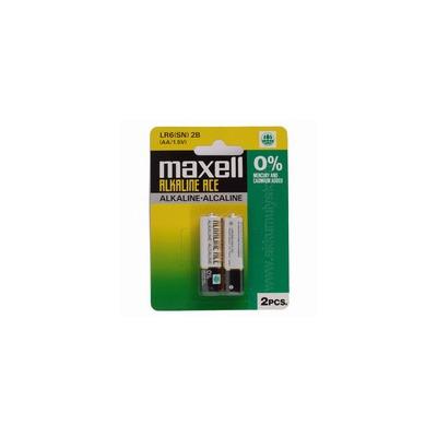 Батарейка MAXELL LR6 BL2 LR6
