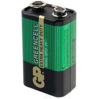 Батарейка бытовая стандартных типоразмеров GP 1604G-B
