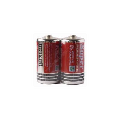 Батарейка бытовая стандартных типоразмеров MAXELL R14 SR2