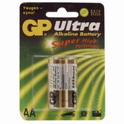 Батарейка бытовая стандартных типоразмеров GP 15AU-CR2 Ultra