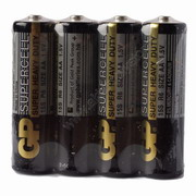 Батарейка бытовая стандартных типоразмеров GP 15S-OS4