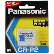 Батарейка Эл.пит. Panasonic CR P2 BP (CR-P2)