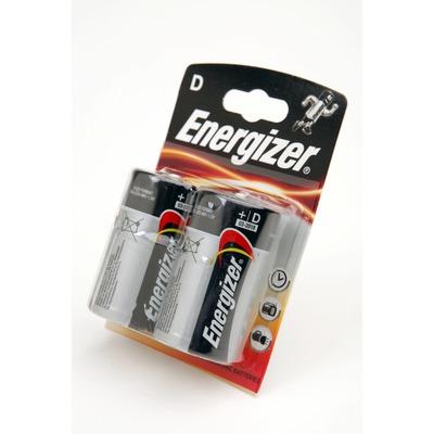 Батарейка бытовая стандартных типоразмеров Energizer E95 BL2