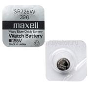 Батарейка Элемент питания MAXELL SR726W 396 (фото)