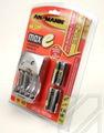 Зарядное устройство ЗУ с аккумуляторами ANSMANN maxE Aktion Set 5207423/01 BL1