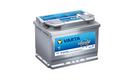 Аккумулятор автомобильный Аккумулятор Varta START-STOP PLUS 60 Ач 680 A обратная пол. D52 560901068 242*175*190