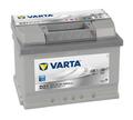 Аккумулятор автомобильный Аккумулятор Varta Silver Dynamic 61 Ач 600 A обратная пол. D21 561400 242*175*175