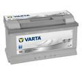 Аккумулятор автомобильный Аккумулятор Varta Silver Dynamic 100 Ач 830 A обратная пол. H3 600402 353*175*190
