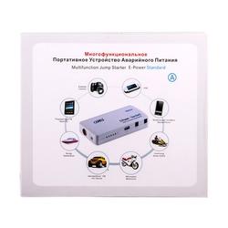Пуско-зарядное устройство CARKU E-Power Standart (29,6 Вт/ч, 12000 мАч)