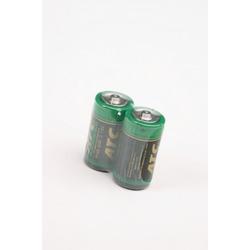 Батарейка бытовая стандартных типоразмеров ATC R14S SR2, в упак 24 шт
