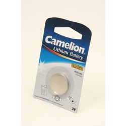 Батарейка дисковая литиевая Camelion CR2320-BP1 CR2320 BL1