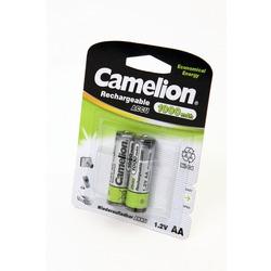 Аккумулятор Ni-Cd Camelion NC-AA1000BP2 АА 1000mAh Ni-Cd BL2