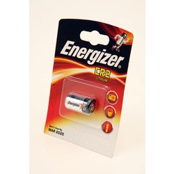 Батарейка фотолитиевая Energizer CR2 BL1