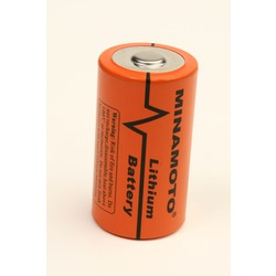Батарейка литиевый спецэлемент MINAMOTO ER-34615