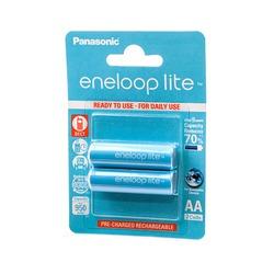 Аккумулятор предзаряженный Panasonic eneloop lite BK-3LCCE/2BE 950mAh AA BL2
