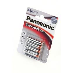 Батарейка бытовая стандартных типоразмеров Panasonic Everyday Power LR03EPS/4BP RU LR03 BL4