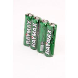 Батарейка бытовая стандартных типоразмеров RAYMAX R6 SR4, в упак 60 шт