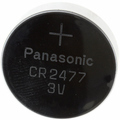 Батарейка Эл.пит. Panasonic CR 2477/BE