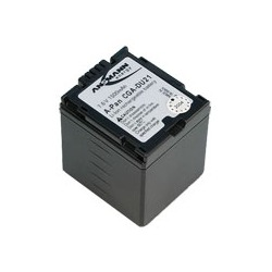 Аккумулятор для фото и видеокамер Ansmann A-Pan CGA DU21