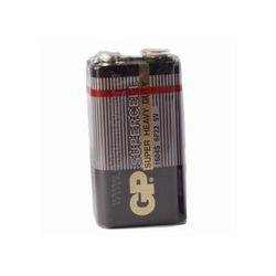 Батарейка бытовая стандартных типоразмеров GP 1604S-B