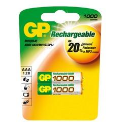 Аккумулятор цилиндрический GP 100AAAHC-2DECRC2