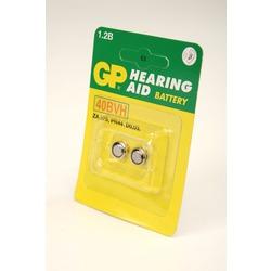 Аккумулятор дисковый GP Hearing Aid 40BVH-CR2 BL2