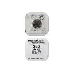 Батарейка серебряно-цинковая часовая RENATA SR936W 380, в упак 10 шт