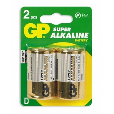 Батарейка бытовая стандартных типоразмеров GP 13A-OS2