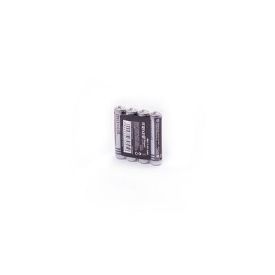 Батарейка бытовая стандартных типоразмеров MAXELL Super Power Ace Black R03 SR4, в упак 40 шт
