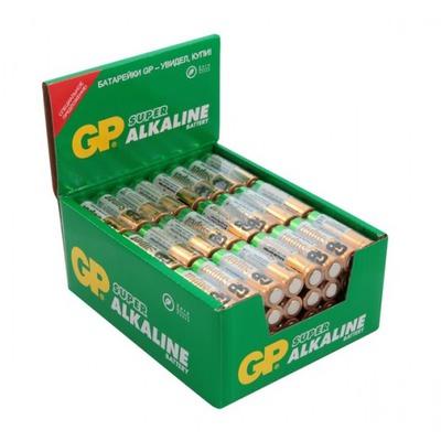 Батарейка бытовая стандартных типоразмеров GP 15ARS-2SB4