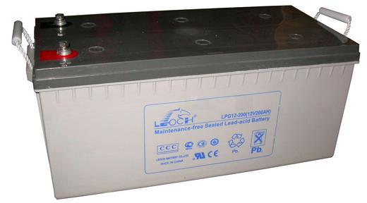 Аккумулятор LEOCH LPG 200-12